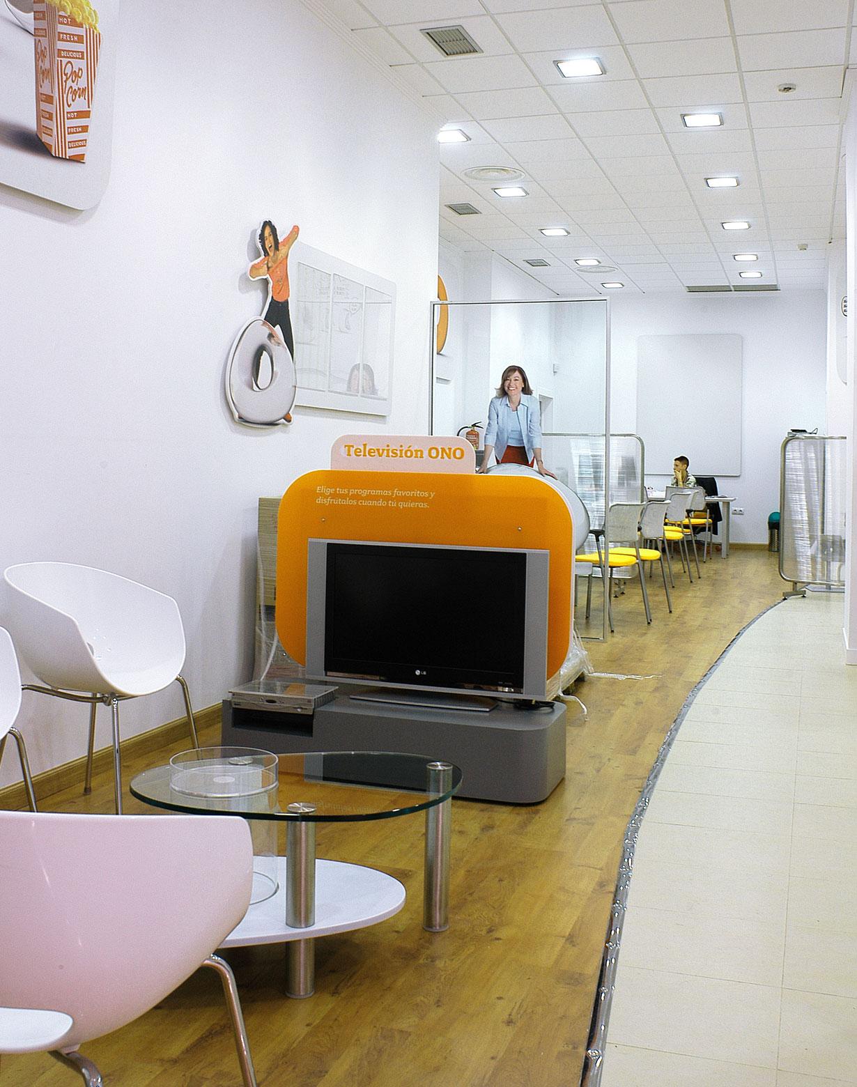 Diseño tiendas ONO 1