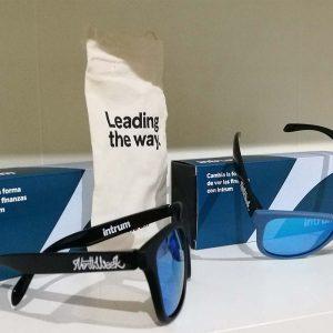 Merchandising gafas Northweek Intrum