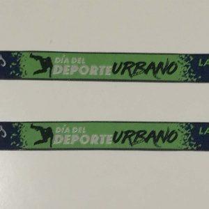 Merchandising pulseras personalizadas Madrid Nuevo Norte
